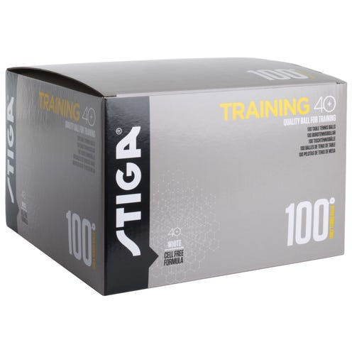 Stiga Training 40+ 100-pack Orange