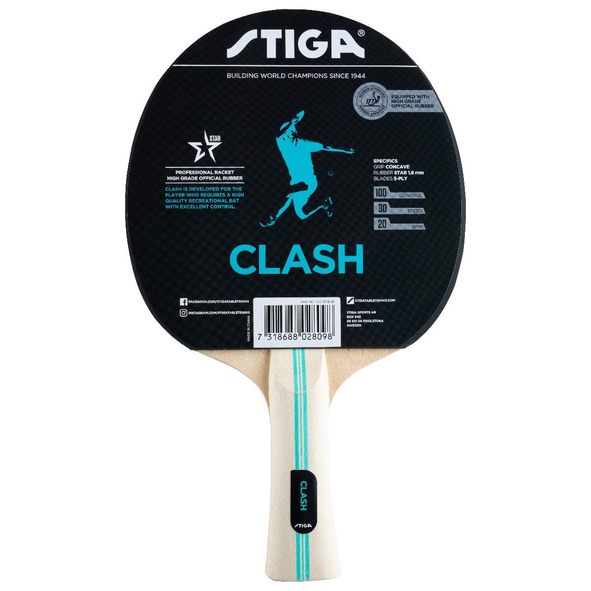 Stiga Clash