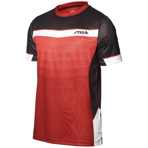 Stiga River Red/Black